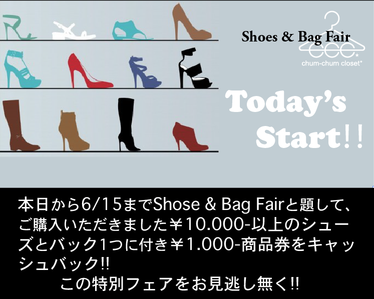 Shose & Bag Fair.