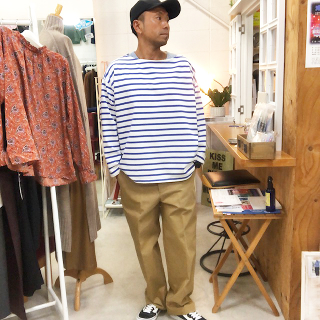 #Today's chumボス Styling#Attick by Johnbull